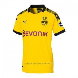 Maglia Borussia Dortmund Home Donna 2019 2020